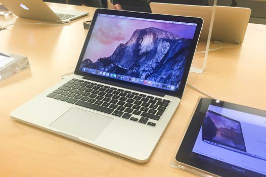 nouveau macbook pro 13
