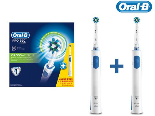 oral b pro 690 cross action