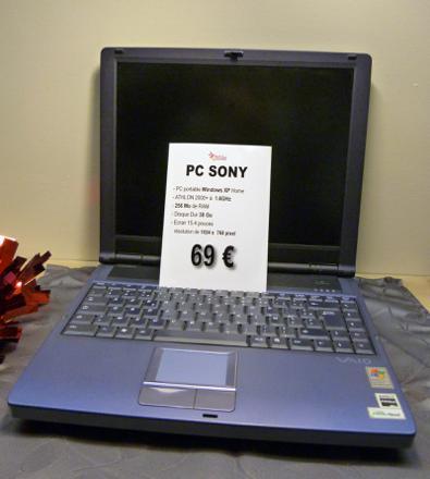 ordinateur portable d occasion