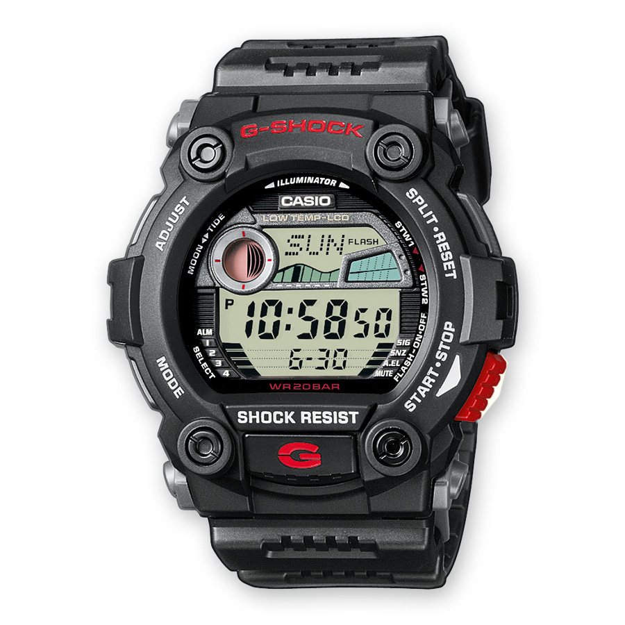 ou acheter une montre casio