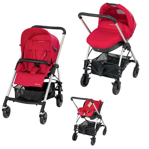 pack streety bébé confort