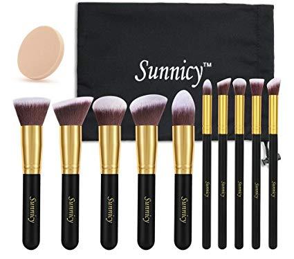 palette de pinceau de maquillage