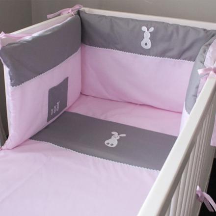 parure de lit bebe fille