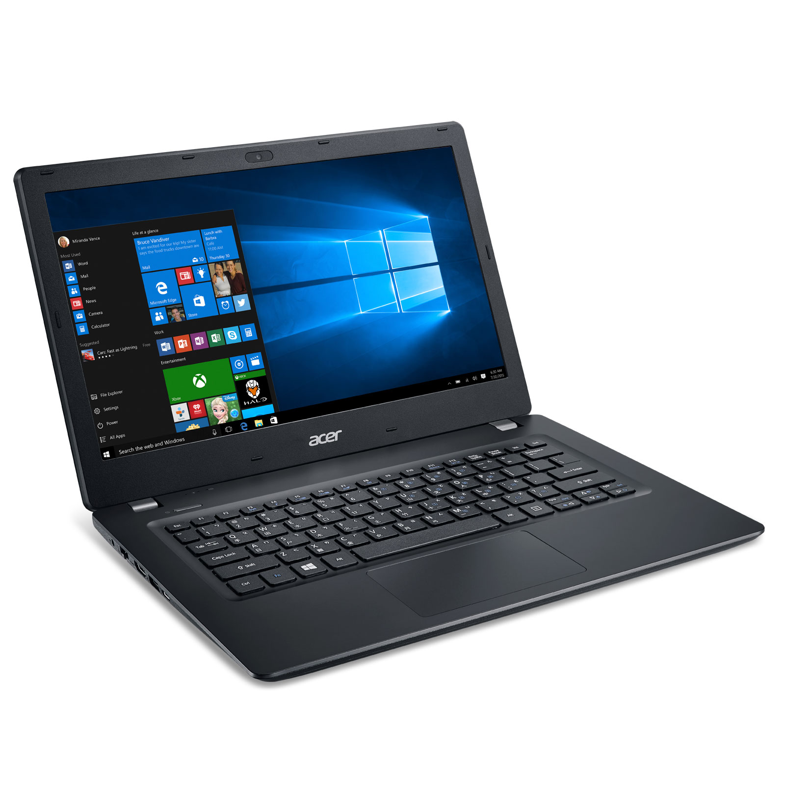 pc portable acer i5