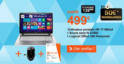 pc portable en promotion