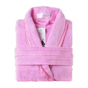 peignoir rose femme pas cher