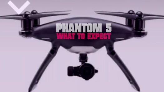 phantom 5 pro