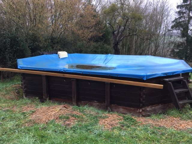piscine hors sol occasion