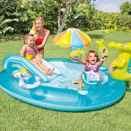 piscine intex enfant