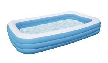 piscine rectangulaire gonflable