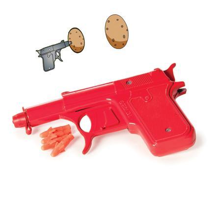 pistolet à patate