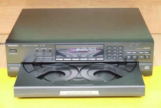 platine 5 cd