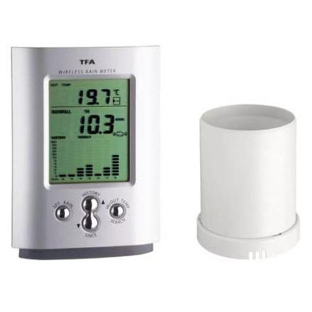 pluviometre electronique