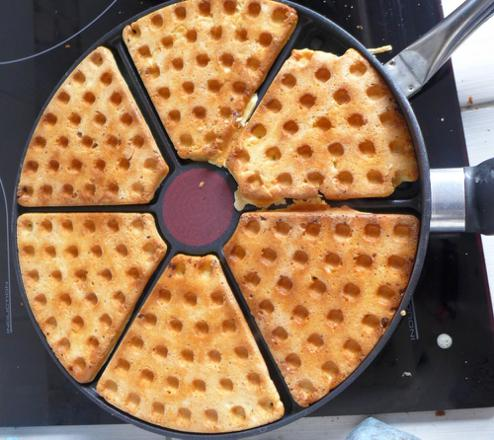 poele a gaufre induction