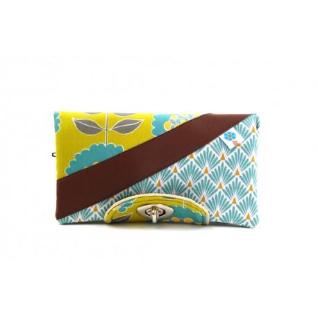 portefeuille femme original