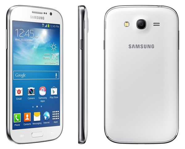 prix du samsung galaxy grand