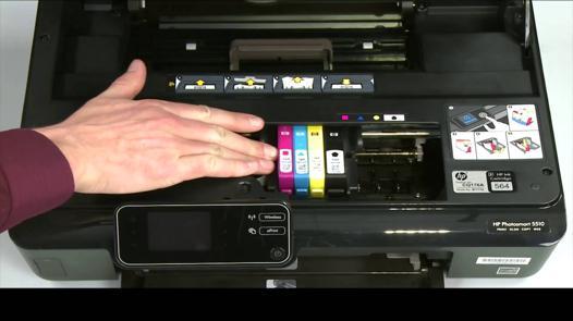 probleme imprimante hp