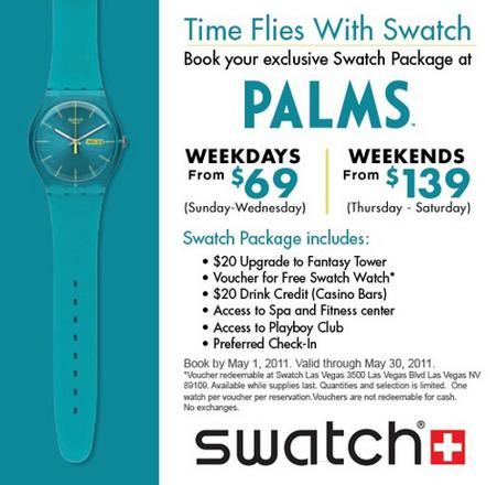 promotion swatch