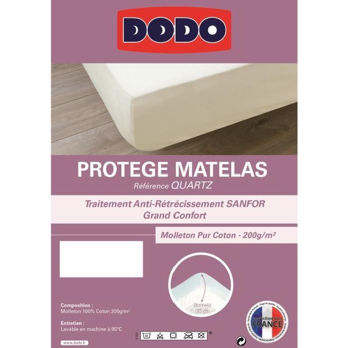 protege matelas dodo 140 x 190