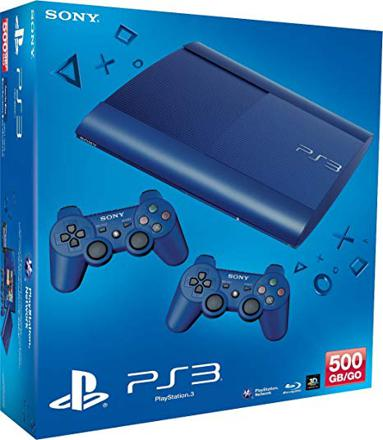 ps3 500 go
