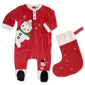 pyjama noel bébé 3 mois