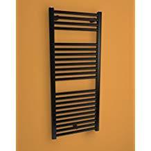 radiateur seche serviette electrique noir
