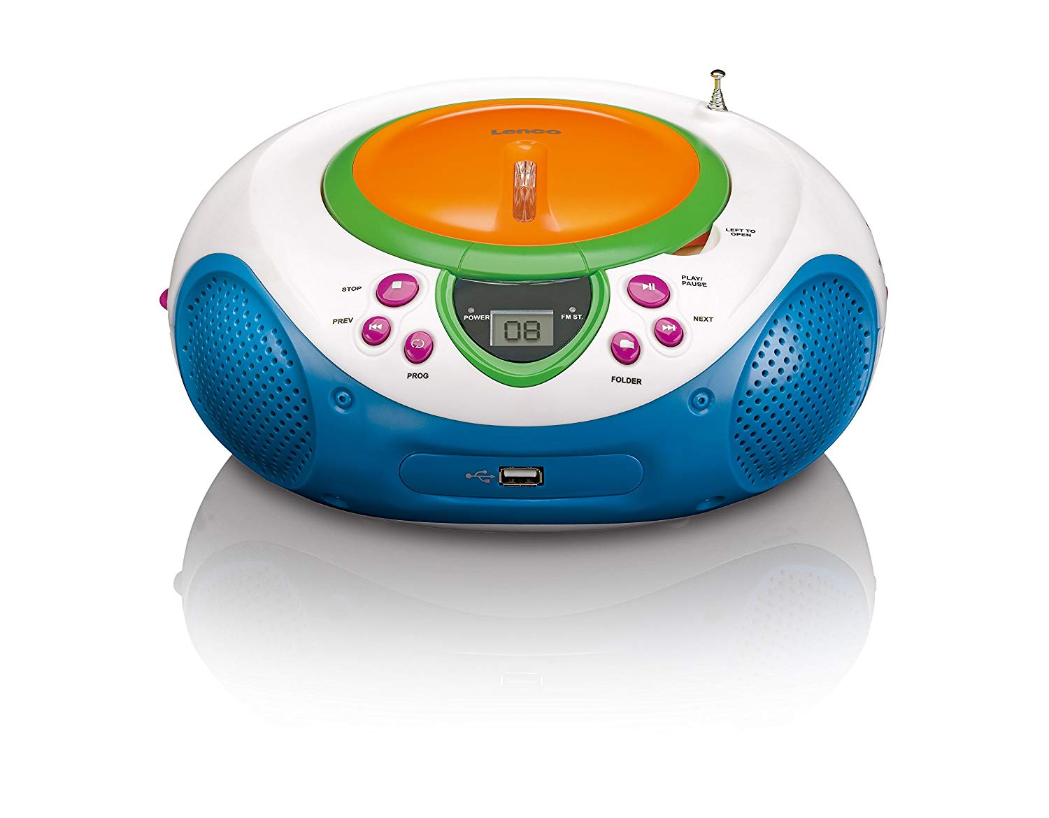 radio cd portable enfant