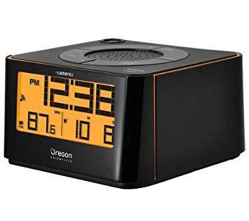 radio réveil sons de la nature