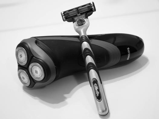 rasoir manuel ou électrique