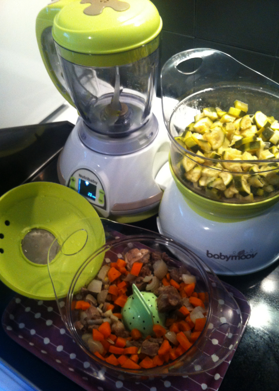 recettes nutribaby