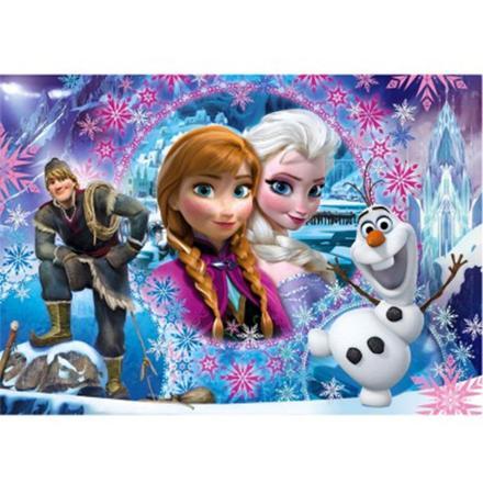 reine des neiges puzzle