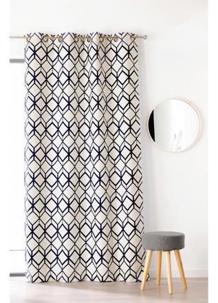 rideau géométrique