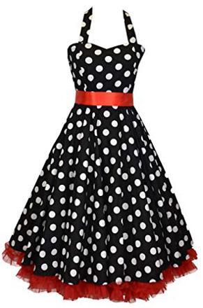 robe année 50 amazon