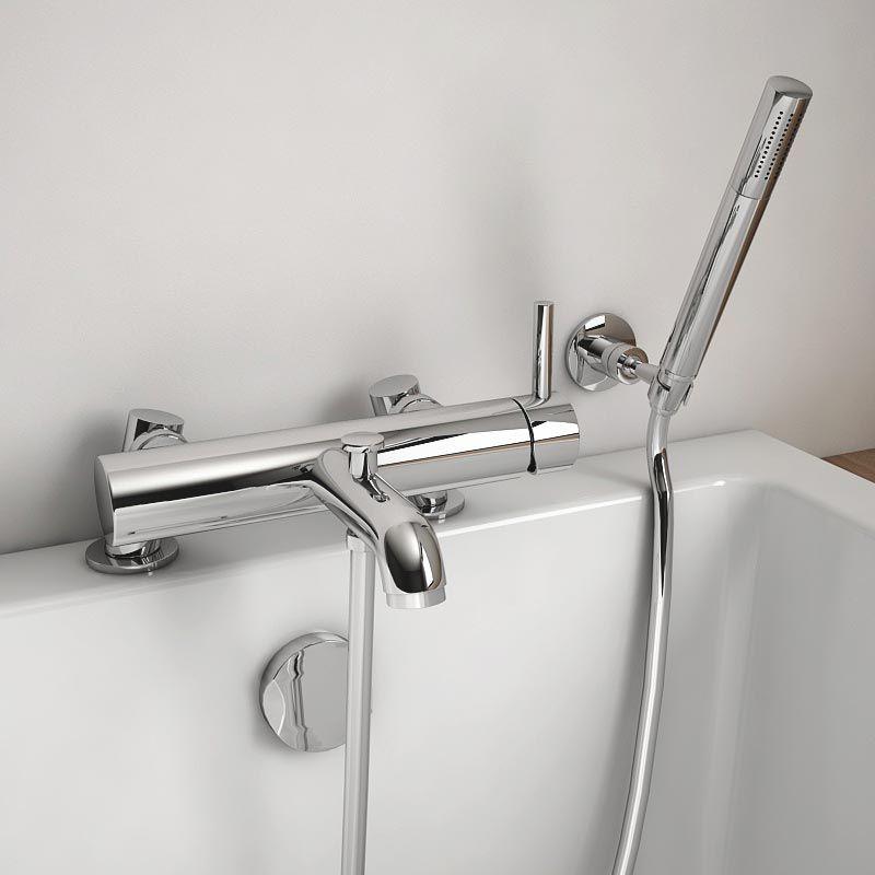 robinet baignoire mitigeur