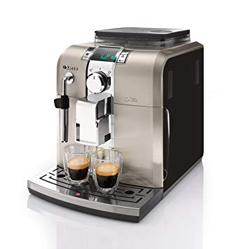 robot café saeco