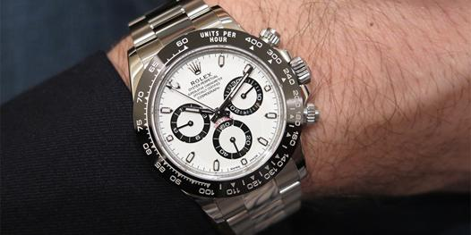 rolex occasion homme