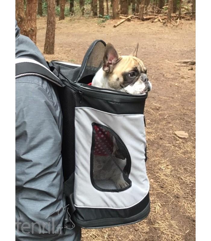 sac a dos pour chien 15 kg
