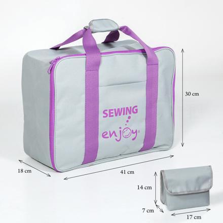 sac de transport pour machine à coudre