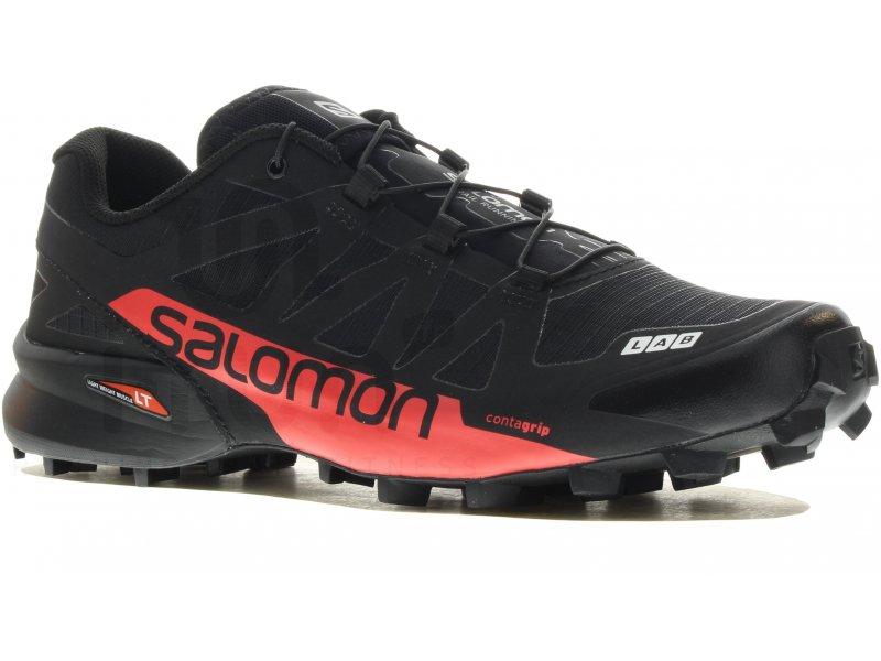 salomon chaussures homme