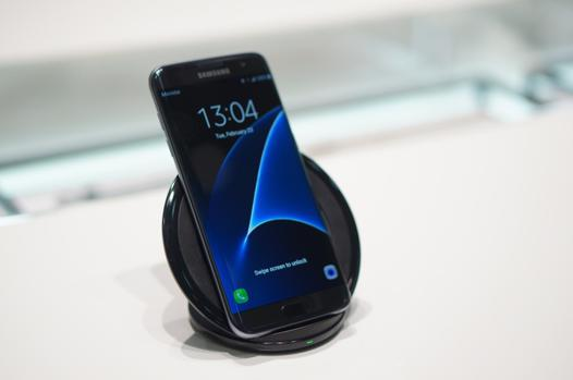 samsung galaxy s7 chargeur sans fil