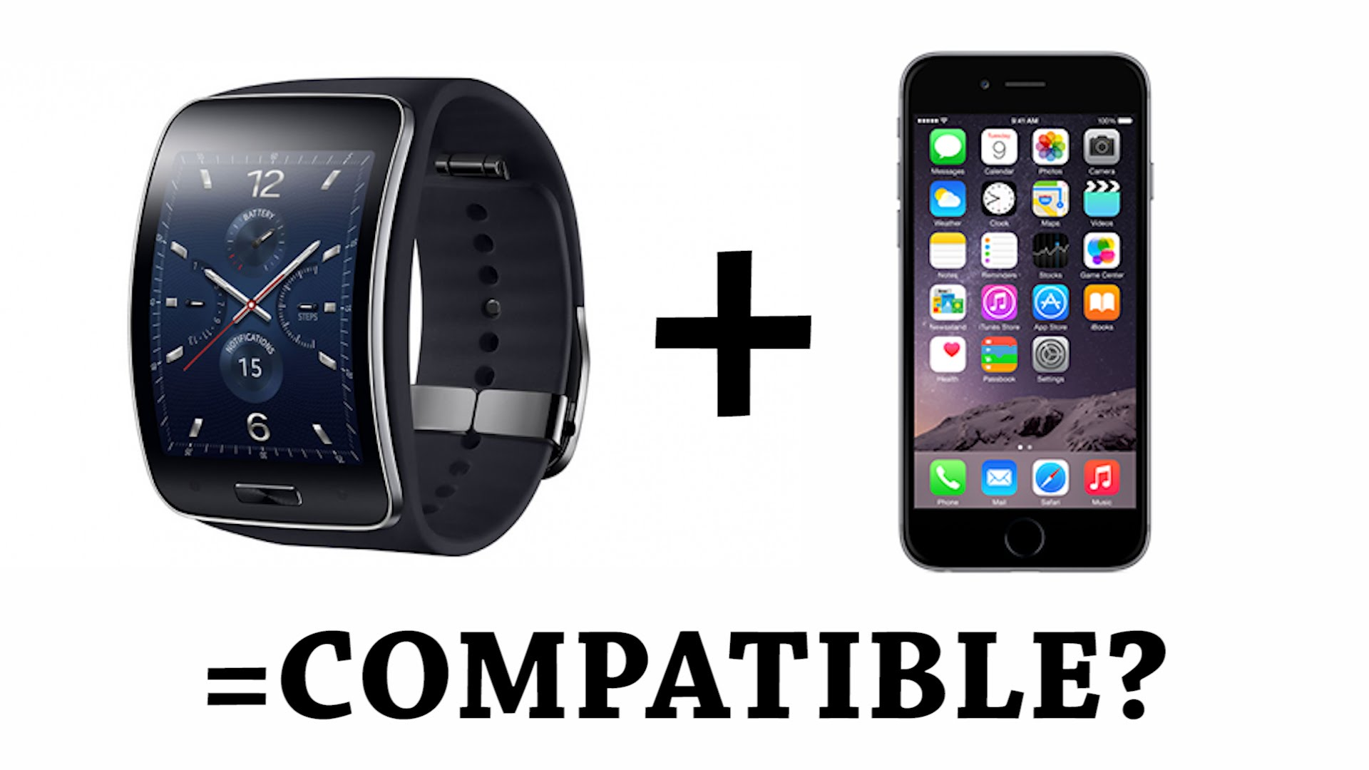 samsung gear s compatible