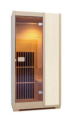 sauna vapeur 1 place