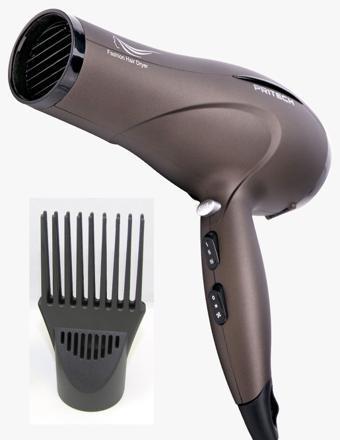 sèche cheveux avec embout peigne