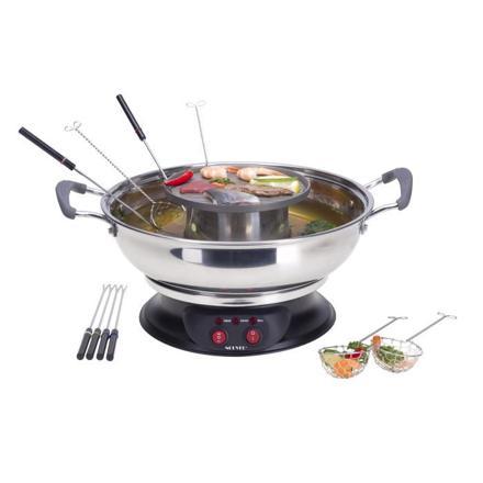 service a fondue chinoise