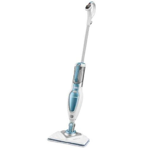 steam mop black et decker
