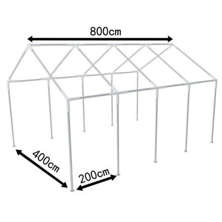 structure tente