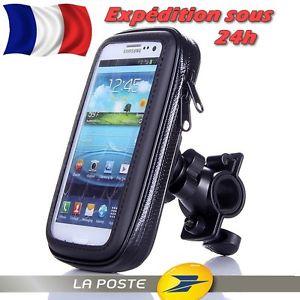 support de telephone pour moto
