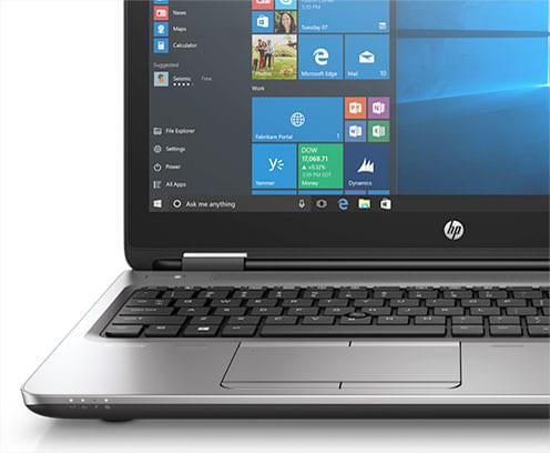 support hp 650