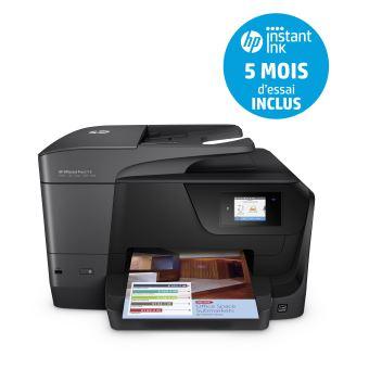 sur imprimante