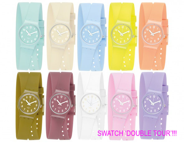 swatch double tour